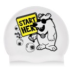 new-funny-polar-bear-pattern-swim-cap